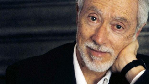 Literaturnobelpreisträger J.M. Coetzee.