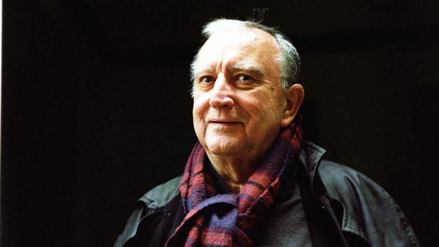 Ein Porträt von Rafael Chirbes.