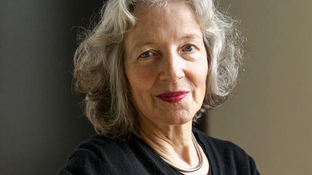 Gertrud Leutenegger im Porträt.