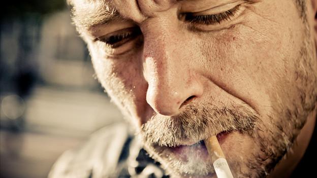 Portrait von Karl Ove Knausgard.
