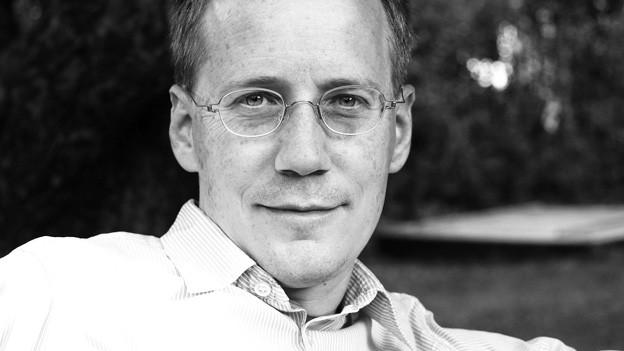 Christoph Poschenrieder im Porträt.
