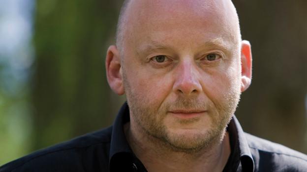 Der Schriftsteller Thomas Hettche.