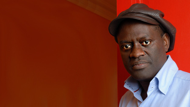 Porträt von Autor Alain Mabanckou.