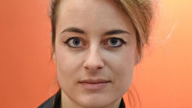 Die Autorin Teresa Präauer