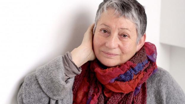 Die Autorin Ljudmila Ulitzkaja.