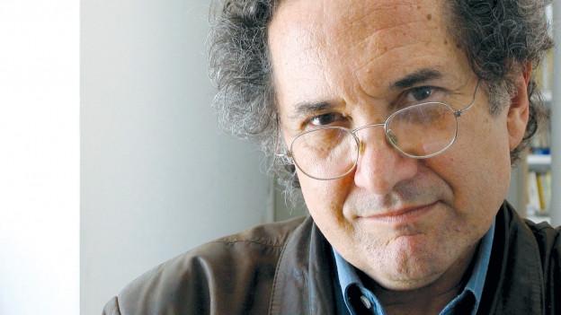 Porträt Ricardo Piglia