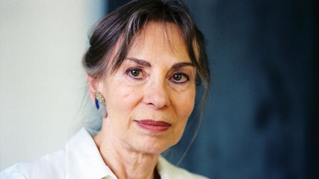 Porträt der Schriftstellerin Anna Mitgutsch