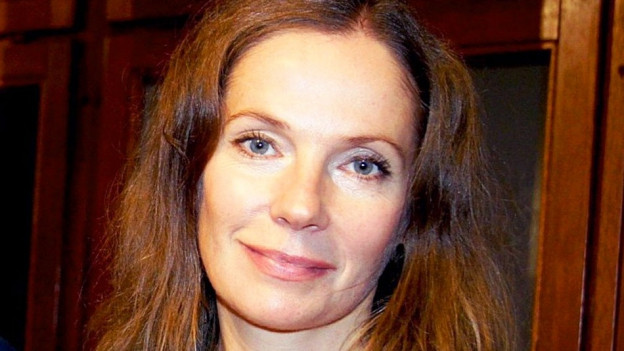 Porträt der Schriftstellerin Joanna Bator.
