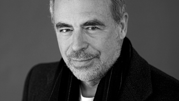 Porträt des Schriftstellers Richard Russo
