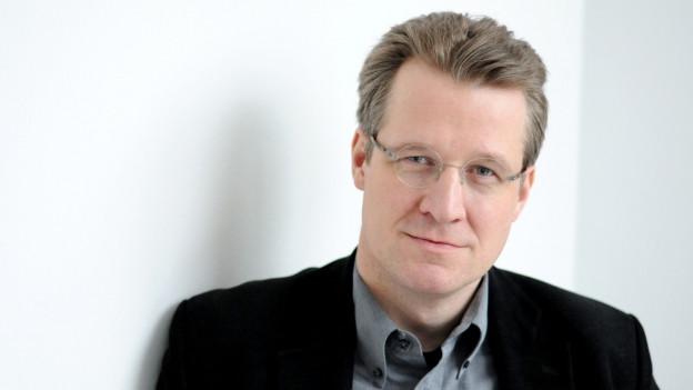 Der Autor Philipp Blom.