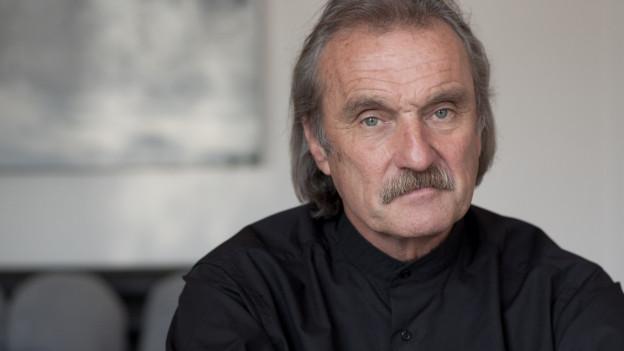 Der österreichische Schriftsteller Christoph Ransmayr spricht über seinen Bestseller.
