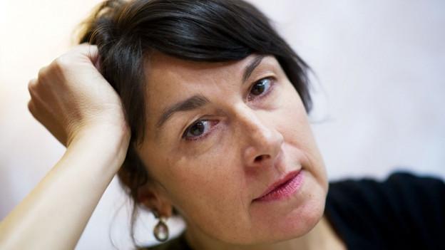Porträt von Zsuzsa Bánk