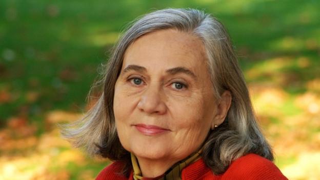 Porträt von Marilynne Robinson