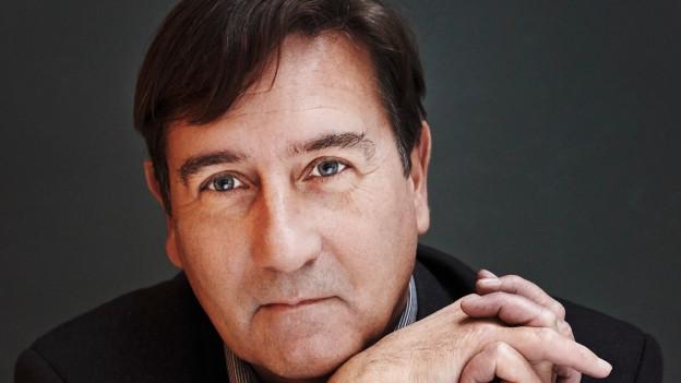 Portrait von Alain Claude Sulzer