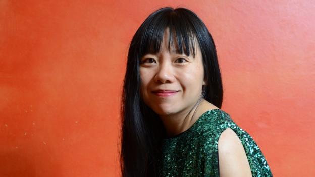 Portrait von Xiaolu Guo