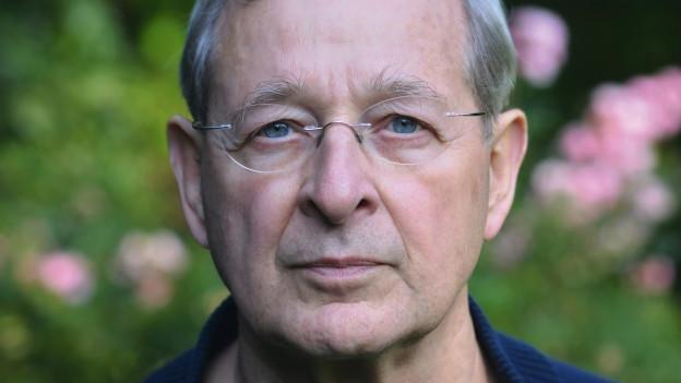 Portrait von Péter Nádas