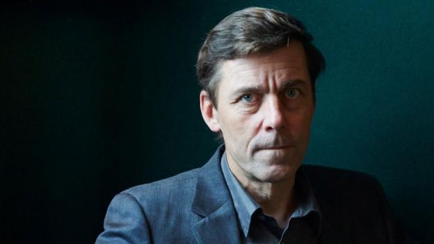 Portrait von Peter Stamm