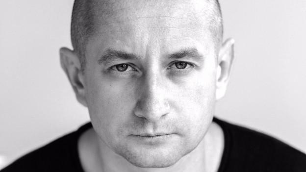 Portrait von Serhij Zhadan