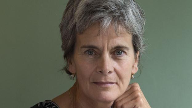Portrait von Christina Viragh