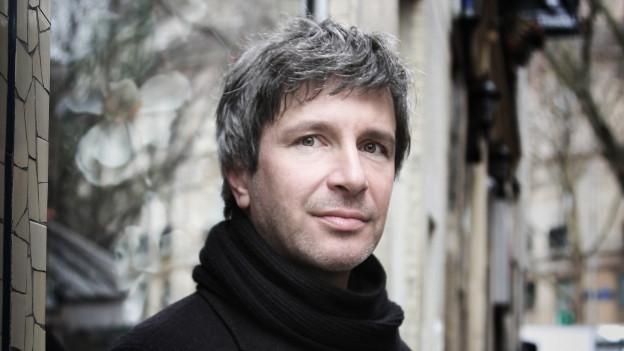 Portrait von Éric Vuillard