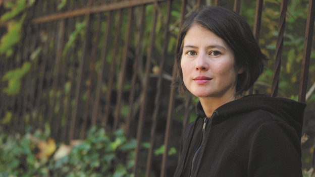 Portrait von Milena Michiko Flašar
