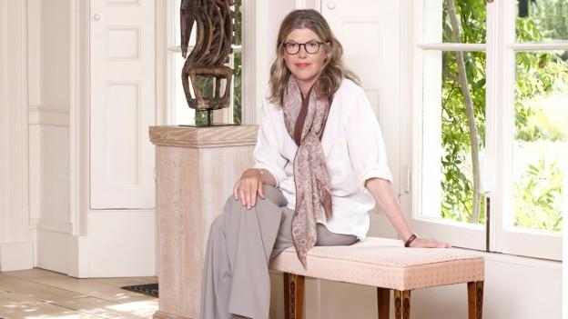 Portrait von Sigrid Rausing