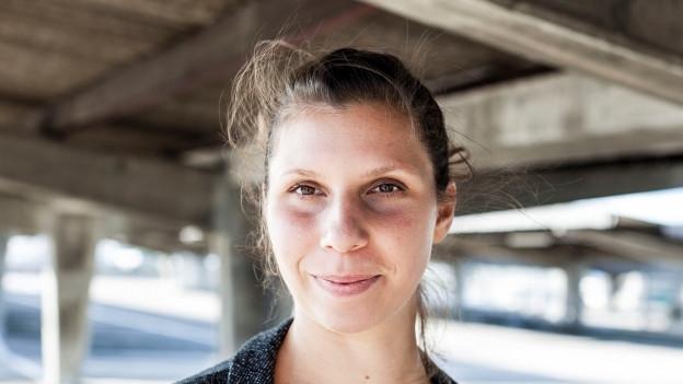 Portrait von Gianna Molinari