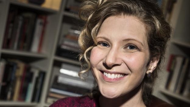 Portrait von Lisa Halliday
