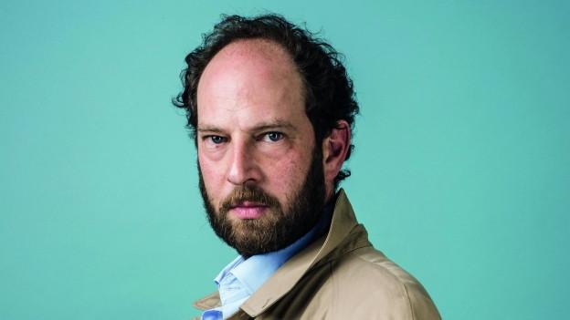 Portrait von Oliver Guez