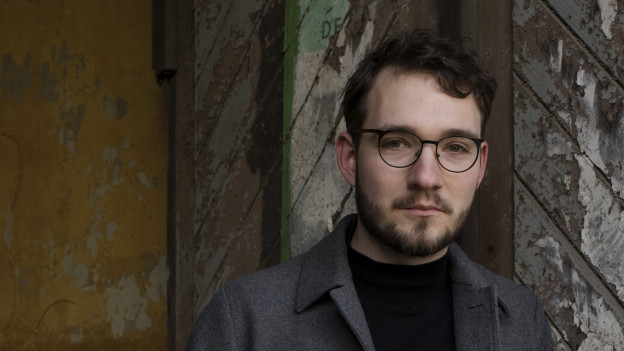 Portrait von Lukas Rietzschel