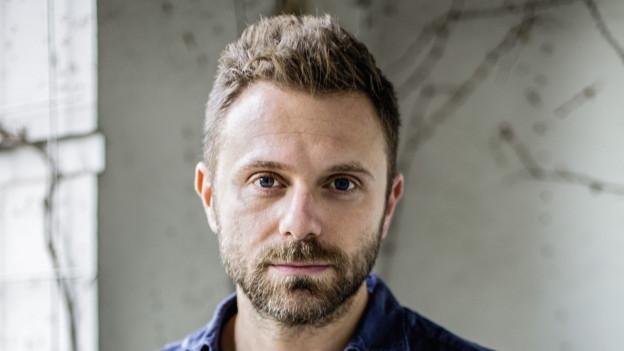Portrait von Paolo Giordano