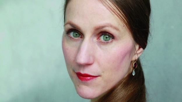 Portrait von Verena Rossbacher