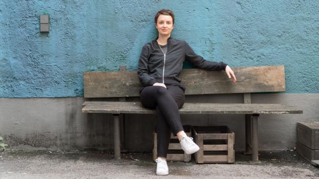 Portrait von Katharina Adler