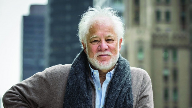 Portrait von Michael Ondaatje