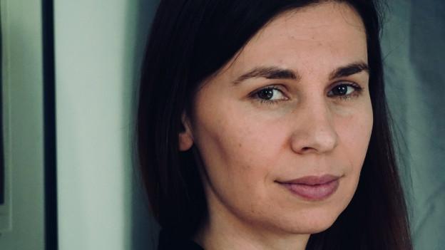 Portrait von Tanja Maljartschuk