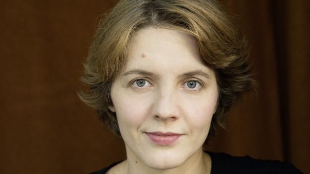 Portrait von Peggy Mädler