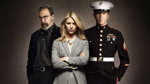 «Homeland» die Kultserie über Krieg, Verrat und Täuschung