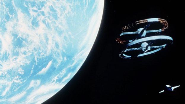 Kubricks Film mit Ligetis Musik