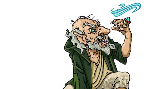 Alberich: Der Zwerg aus dem «Der Ring des Nibelungen»