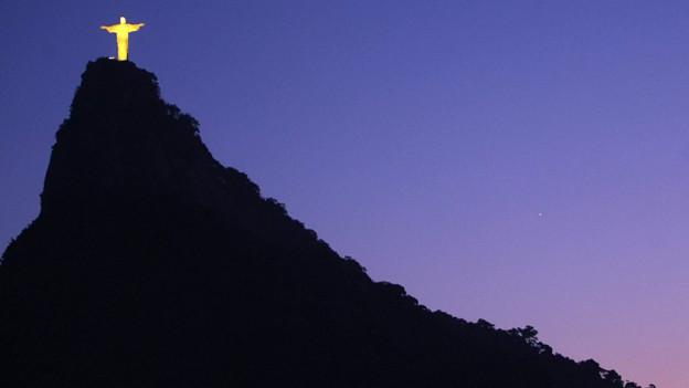 Klänge, die wir mit Bildern aus Rio verbinden.