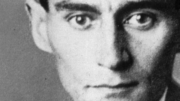 Franz Kafka, 1883-1924.