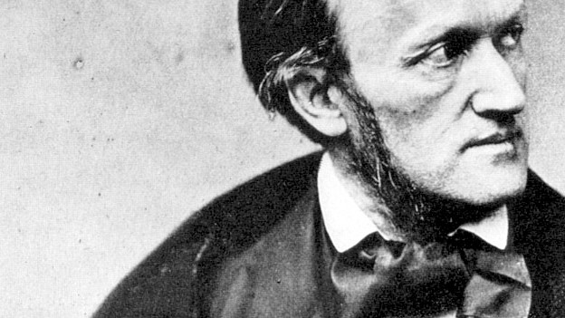 Richard Wagner, 1813-1883.