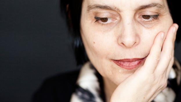 Die israelische Komponistin Chaya Czernowin lebt in Deutschland, Japan und den USA.