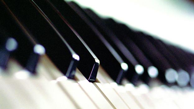 «Música callada», das sind 28 Klavierstücke von Frederico Mompou.