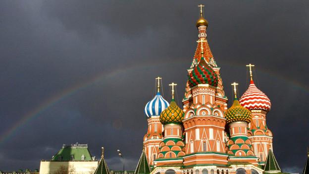 Den Kreml sucht man im Schweizerischen Moskau vergebens.