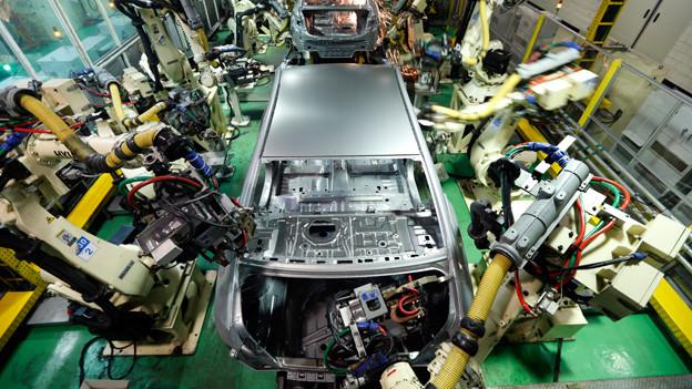 Auto als High-Tech-Haut.