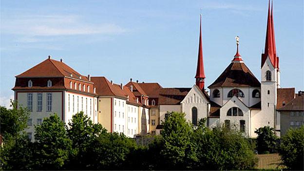 Kloster mit Kirche