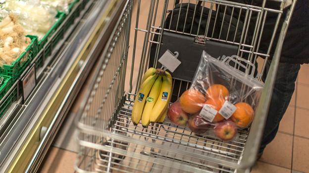 Masshalten ist im Trend, sei es bei der Energie, dem Essen oder dem Einkauf.