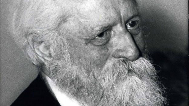 Martin Buber Porträt