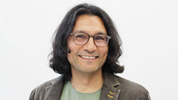 Porträt Abbas Poya.